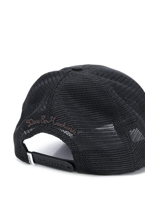 Cappello nero DEUS | CAPPELLI | DMS07875BLK