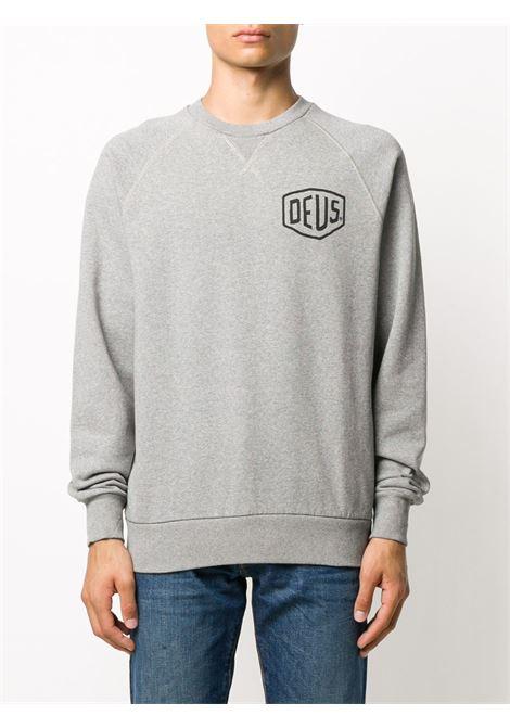 Grey sweatshirt DEUS |  | DMW48259EGRM
