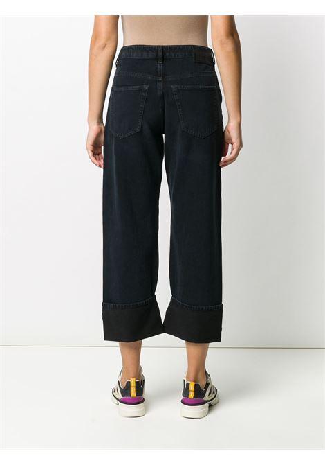 Pantalone nero DIESEL | PANTALONI | 00S6G0009IP01