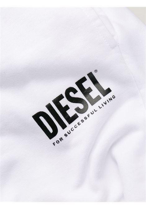 Pantalone bianco DIESEL | PANTALONI | 00SZLB0BAWT100