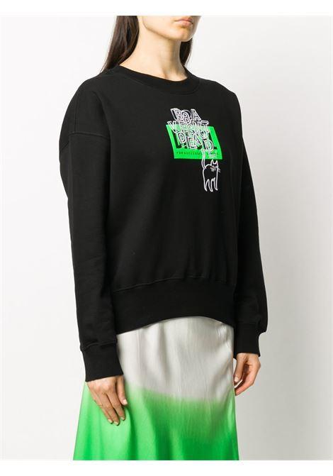 Black sweatshirt DIESEL |  | A002640IAJH9XX