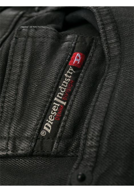 Pantalone nero DIESEL | PANTALONI | A00712009ID02