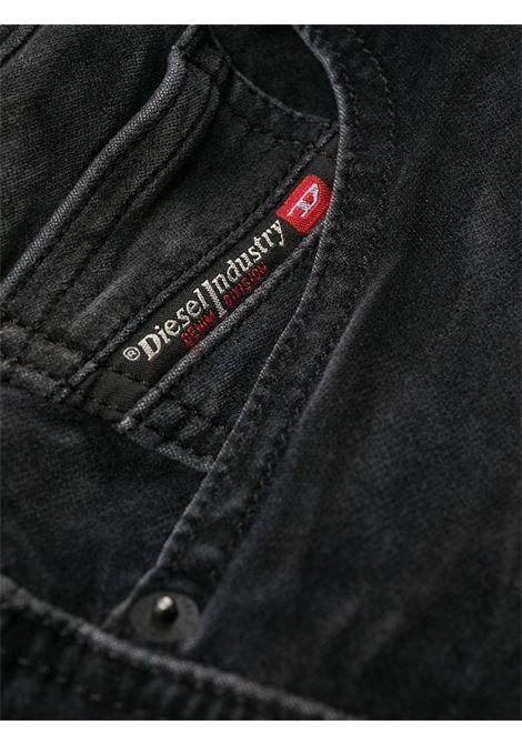 Pantalone nero DIESEL | PANTALONI | A00712069PS900