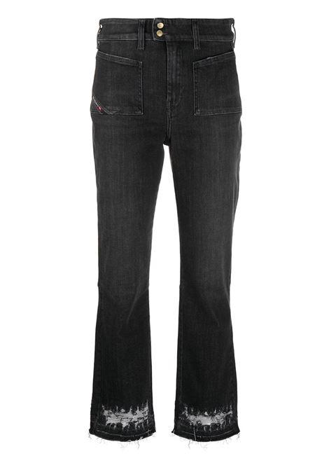 Jeans nero DIESEL | PANTALONI | A01131009JZ02