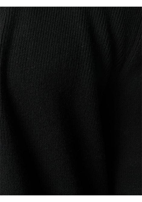 Maglia nera DIESEL | MAGLIE | A012740GBAG9XX