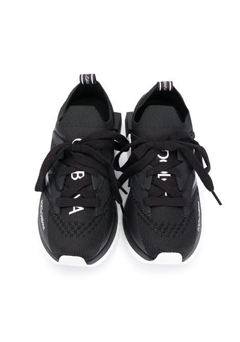 Sneakers nera DOLCE AND GABBANA | SNEAKERS | DA0952AW47889690