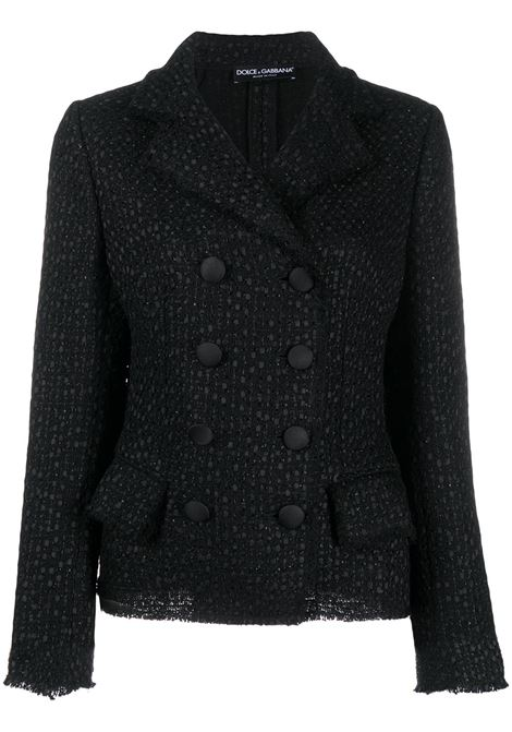 Black coat DOLCE AND GABBANA |  | F26AOTHUMJZN0000