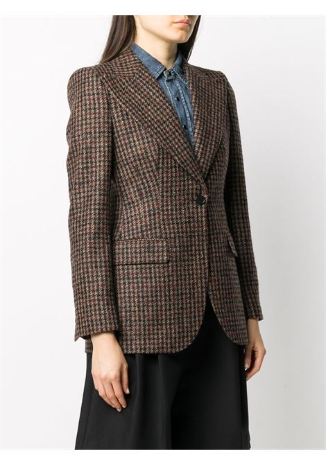 Brown jacket DOLCE AND GABBANA |  | F29GZTFQMH3S8100