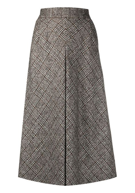 Grey skirt DOLCE AND GABBANA |  | F4BX1TFQMIBS8100
