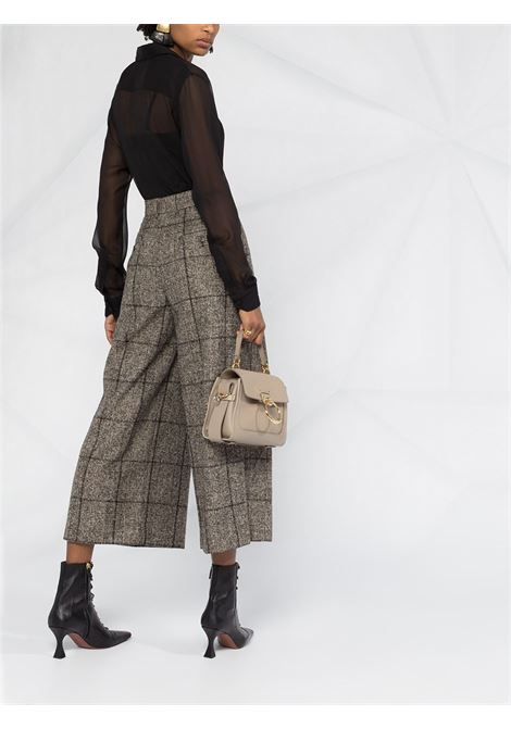 Brown trousers DOLCE AND GABBANA |  | FTBWJTFQMIAS8100