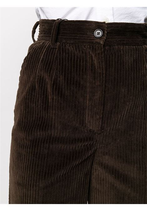 Brown trousers DOLCE AND GABBANA |  | FTBYZTFUWC5M0023