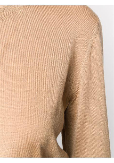 Maglia beige DOLCE & GABBANA | MAGLIE | FX824TJAM5EM2366