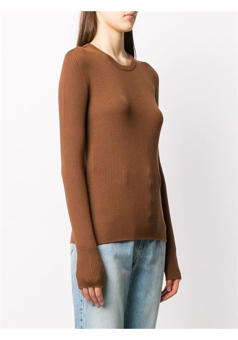 Brown jumper DOLCE AND GABBANA |  | FX853TJAVYNM0280