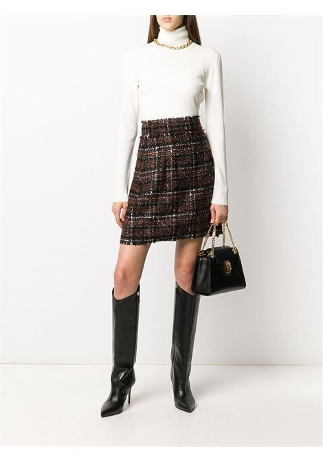 Pullover panna DOLCE & GABBANA | PULLOVER | FX873TJAVYMW3789