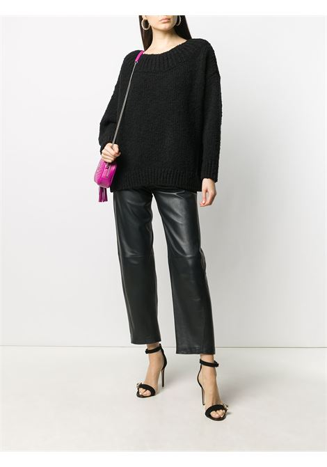 Pullover nero DOLCE & GABBANA | PULLOVER | FXA11TJAM35N0000