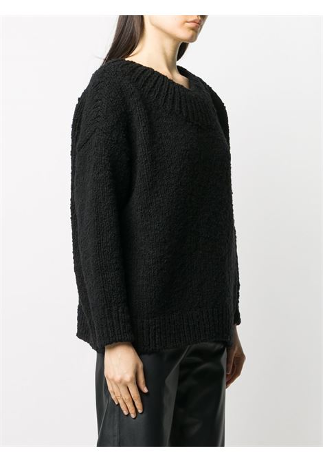 Pullover nero DOLCE AND GABBANA | PULLOVER | FXA11TJAM35N0000