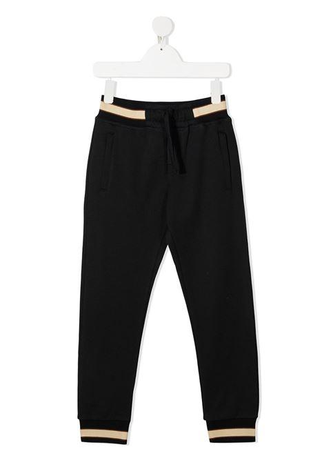 Pantalone nero DOLCE & GABBANA | PANTALONI | L4JPBUG7XJSB0665