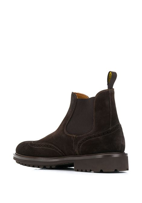 Brown boots DOUCAL'S |  | DU1249OTTAUF024MM01