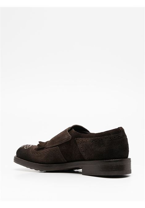 Brown shoes DOUCAL'S |  | DU2746BONEUF189TM00