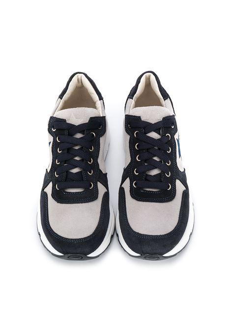 Sneakers nero/grigia DOUUOD | SNEAKERS | 11GIRU10BLUGRIGIO