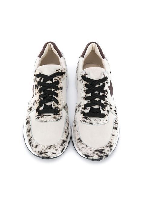Sneakers beige DOUUOD | SNEAKERS | 11GIRU11MACULATOBEIGE