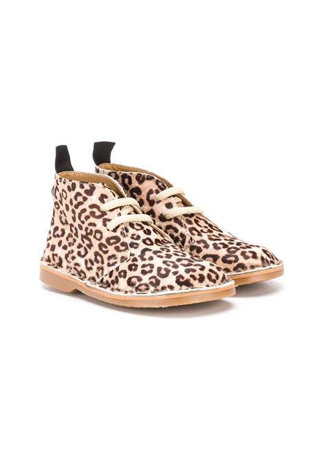 Scarpe leopardate DOUUOD | STRINGATE | 11IDECLMC18MACULATO