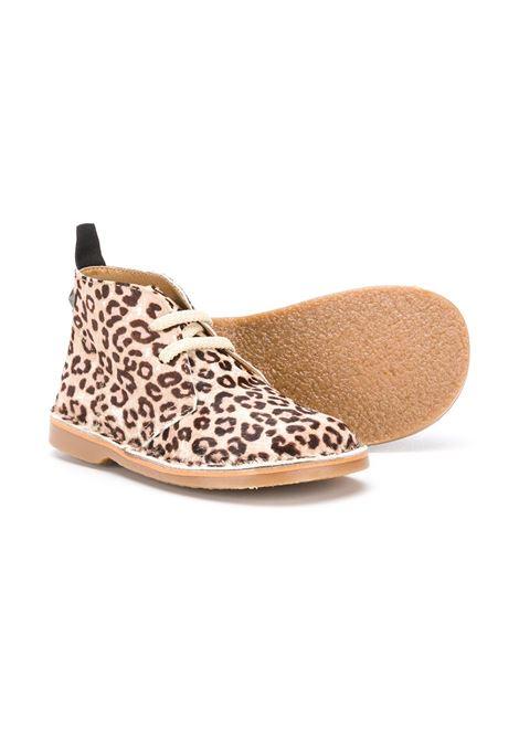 Scarpe leopardate DOUUOD | STIVALETTI | 11IDECLMC18MACULATO