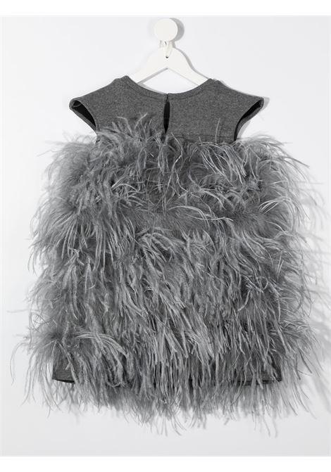 Grey dress DOUUOD | DRESS | AB201237M805