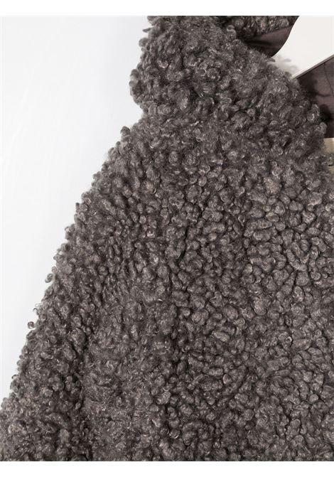 Cappotto grigio DOUUOD | CAPOSPALLA | CE1139350807