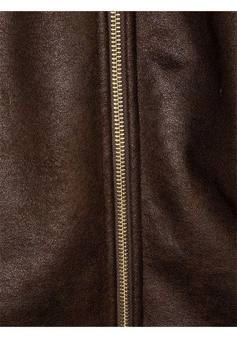 Cappotto marrone DOUUOD | CAPOSPALLA | CE5039340658