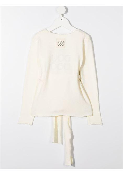Cardigan bianco DOUUOD | CARDIGAN | JM0130130102