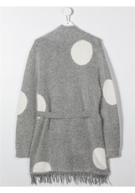 Cardigan grigio DOUUOD | CARDIGAN | MA02T70250805
