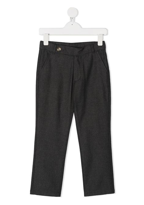 Pantalone grigio scuro DOUUOD | PANTALONI | PA5120550984