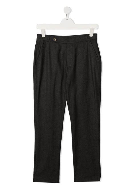 Pantalone grigio scuro DOUUOD | PANTALONI | PA51T20550984