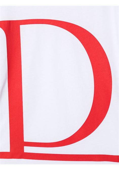 T-shirt bianca DOUUOD | T-SHIRT | TE5712350101