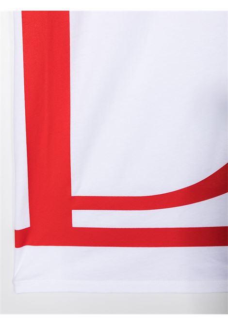 T-shirt bianca DOUUOD | T-SHIRT | TE57T12350101