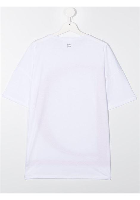 Maglia bianca DOUUOD | T-SHIRT | TE57T12350101