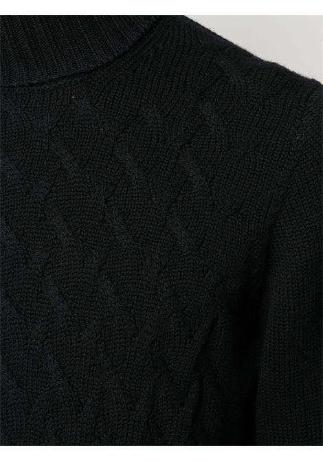 Maglione nero DRUMOHR | MAGLIONE | D5M104T690