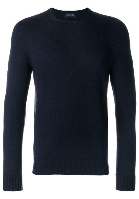 Blue jumper DRUMOHR | SWEATER | D7M103785
