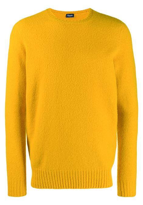 Maglione giallo DRUMOHR | MAGLIONE | D8W103G266