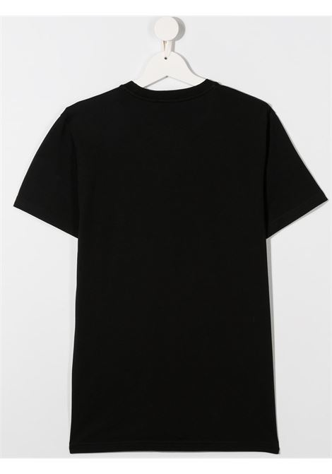 T-shirt nera DSQUARED ICON | T-SHIRT | DQ048SD002FTD2T582UDQ900