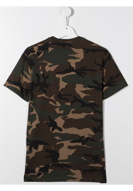 T-shirt mimetica DSQUARED ICON | T-SHIRT | DQ048SD002VTD2T582UDQC03