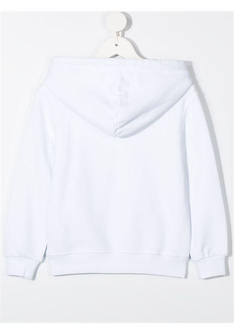 Felpa bianca DSQUARED ICON | FELPE | DQ049VD002YD2S417UDQ100