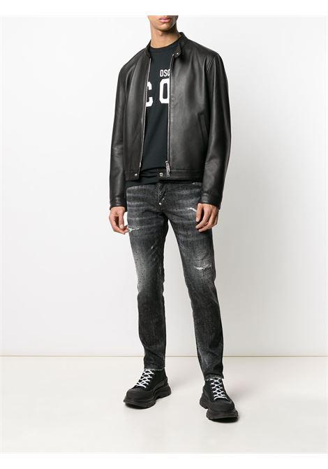 Black t-shirt DSQUARED ICON |  | S79GC0003S23009900