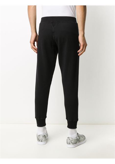 Pantalone nero DSQUARED ICON | PANTALONI | S79KA0006S25042900