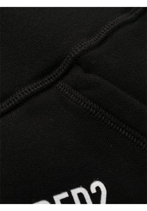 Black pants DSQUARED ICON |  | S79KA0006S25042900