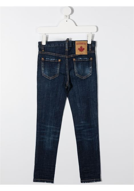 Jeans blu DSQUARED | JEANS | DQ01DXD001VD2P101FDQ01