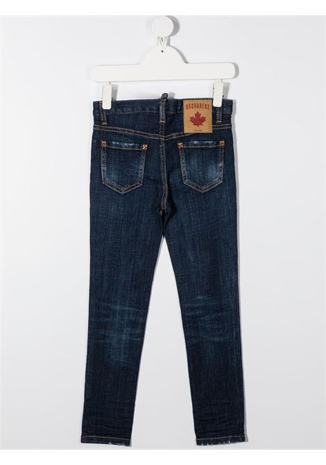 Blue jeans DSQUARED | DENIM | DQ01DXD001VD2P101FDQ01