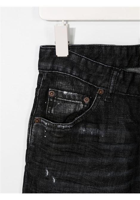 Jeans nero DSQUARED | JEANS | DQ01Q3D001TTD2P110UDQ02