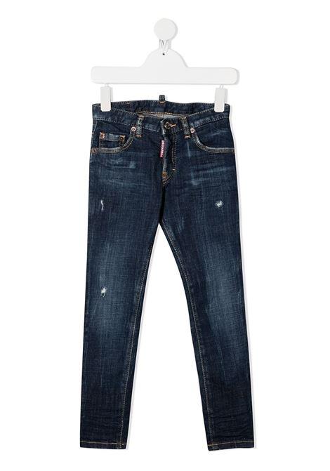 Jeans blu DSQUARED | JEANS | DQ03LDD001VD2P118LMDQ01